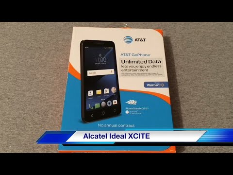 Alcatel Dawn Video clips - PhoneArena