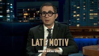 LATE MOTIV - Berto Romero. Yo me como la tuya y tú la mía   #LateMotiv272