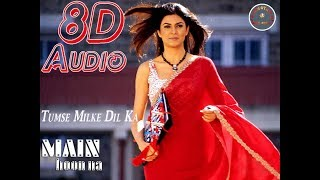 Download lagu 8D Audio Tumse Milke Dil Ka Main Hoon Na Sonu Nigam Sabri Brothers MP3