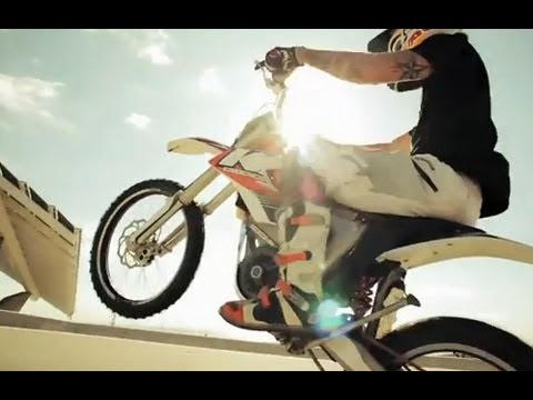 KTM Freeride E Electric Offroad Bike Foto