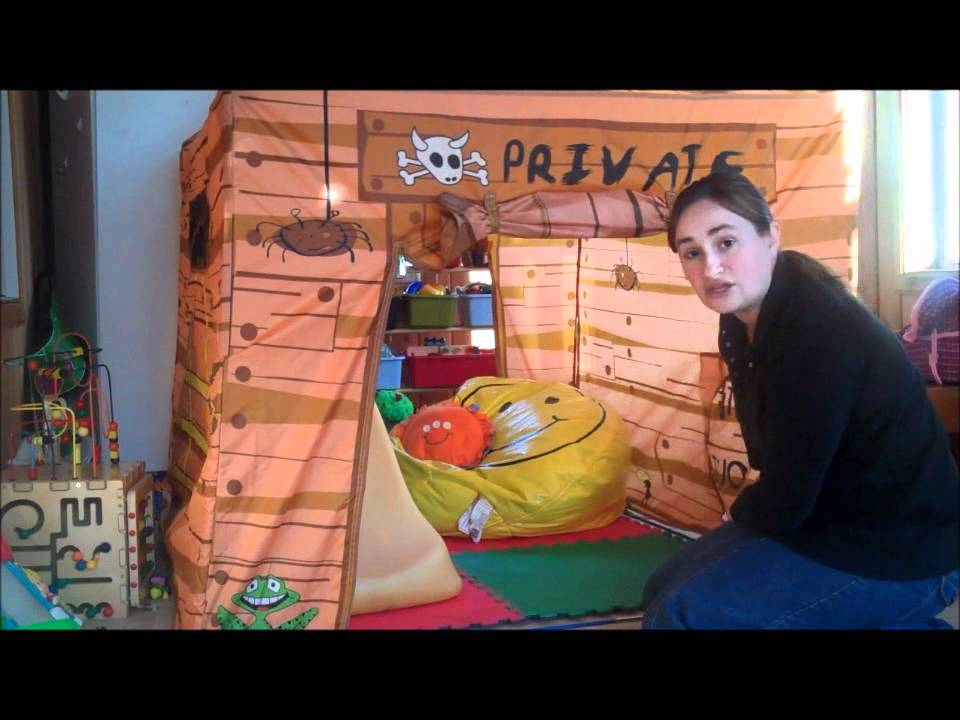 Club House Play House by Pacific Play Tents  sc 1 st  YouTube & Club House Play House by Pacific Play Tents - YouTube