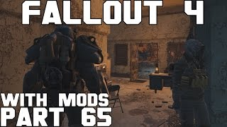 Fallout 4 Walkthrough with Mods Part 65