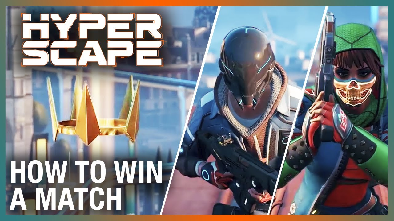 Hyper Scape: How To Get A Crown Victory | Ubisoft