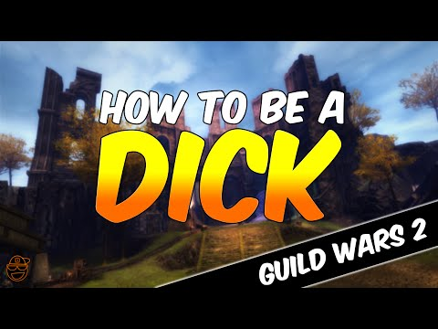 Guild Wars 2: How to be a DICK | WvW Roaming | Necromancer / Reaper Gameplay | Gw2