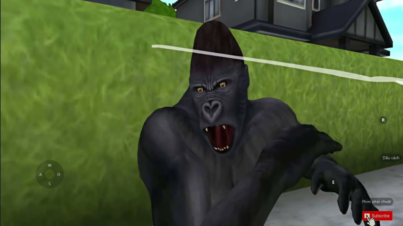 🎯 KONG ENTER FRANCIS'S HOUSE - SCARY STRANGER 3D NEW CHAPTER NEW MOD APK🎯1121