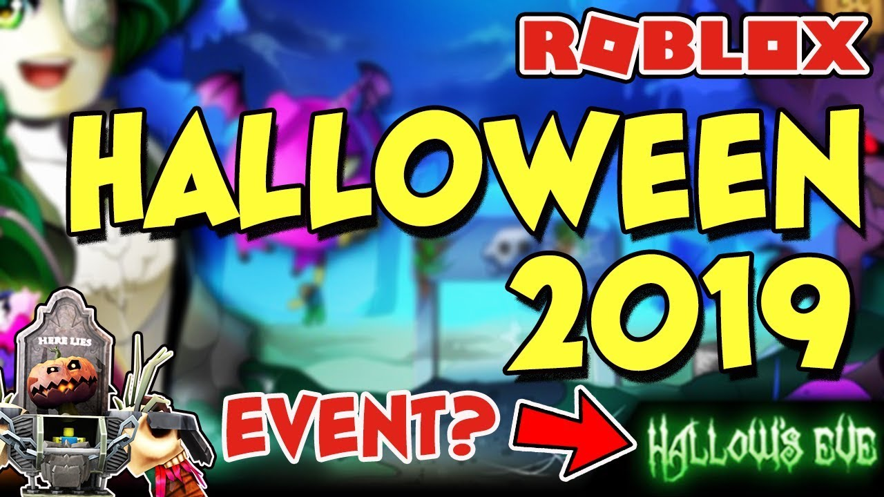 Roblox Halloween 2019 Event What We Know Bloxtober