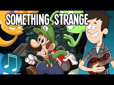 """""""Something Strange"""" - Luigi's Mansion song by MandoPony"""