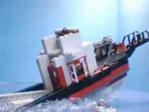Sinking Boat Youtube