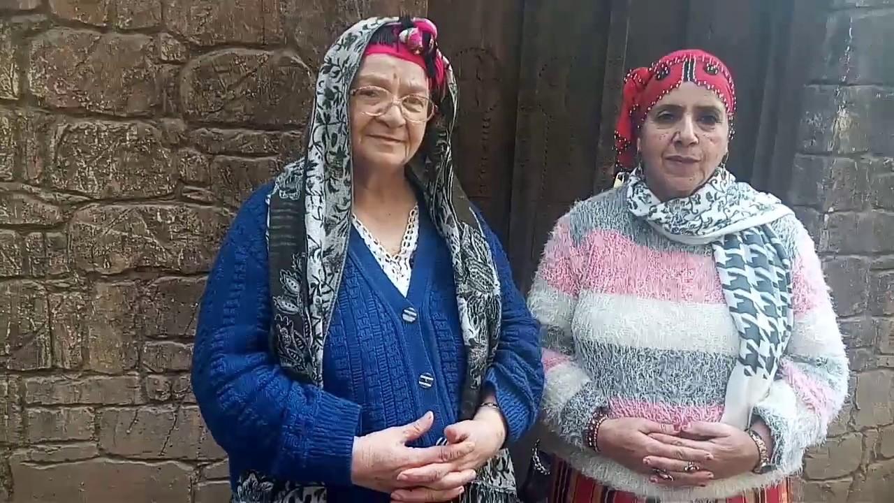 Intalnire cu Fata de Kabyle