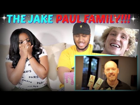 "Shane Dawson ""The Family of Jake Paul"" REACTION!!!"