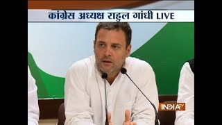 What Finance Minister Arun Jaitley has said about 'not meeting' Vijay Mallya is untrue: Rahul Gandh