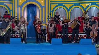 Folk All-in Band - Fabulous (Live Nationaldagen 2017, Skansen)