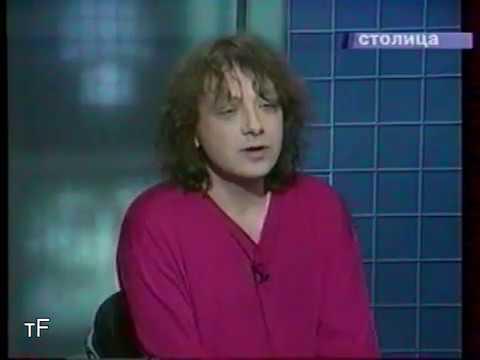 """Агата Кристи - """"Ночной гость"""" на канале """"Столица"""" с Вадимом и Глебом Самойловыми, 2003 год"""