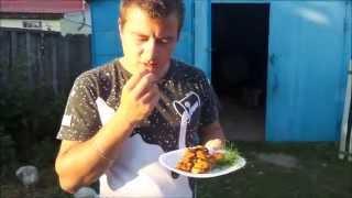 Маринованные креветки для барбекю,отличный рецепт
