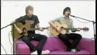Tom & Danny singing Everybody Knows (acoustic)