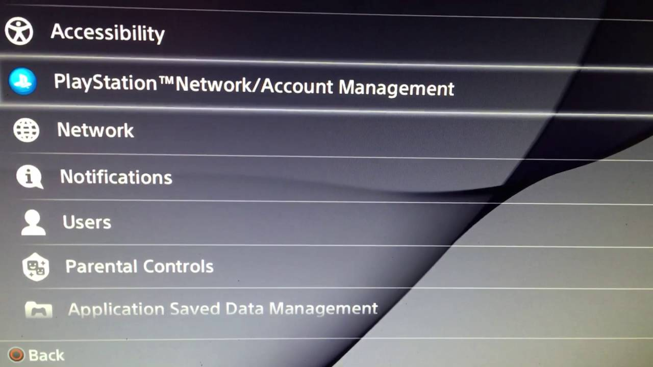 Ps4 restore licenses error issue