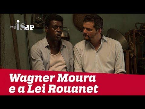 Wagner Moura, Marighella e a Lei Rouanet