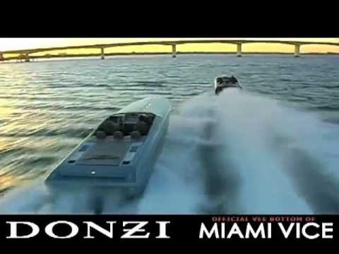 Donzi Miami Vice Trailer and Promo - Jay Z & Linkin Park Numb Encore