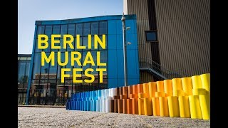 Tape That @ Berlin Mural Fest 2018