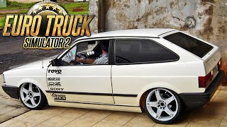 Gol Turbo no Euro Truck 2