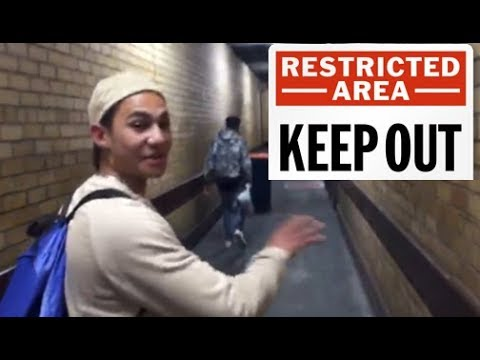 EXPLORING CANAL WALK'S RESTRICTED AREAS (#shortklipz)