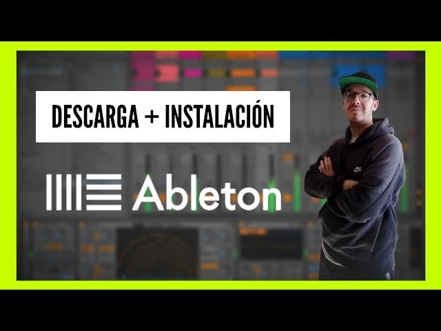 Descargar e Instalar Ableton Live 10 Lite [GRATIS Y FÁCIL]