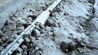 Подготовка к стяжке пола.(Как правильно делать подготовку к стяжке пола., 2011-10-03T18:34:28.000Z)