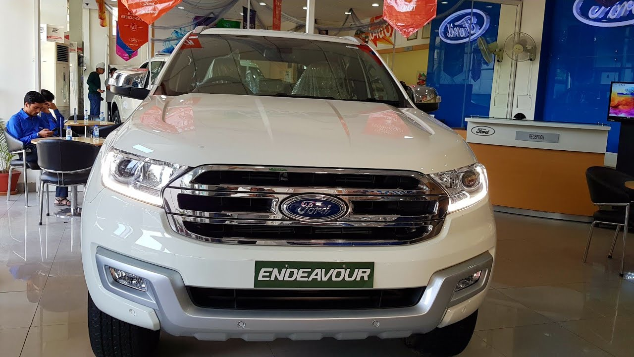 Ford Endeavour 2018 Real Life Review Best Suv In India Youtube