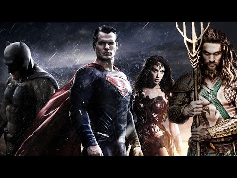 DC extended universe podcast
