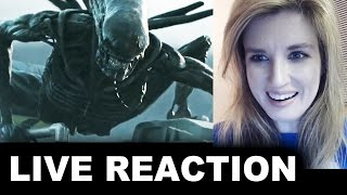 Alien Covenant Trailer 2 REACTION