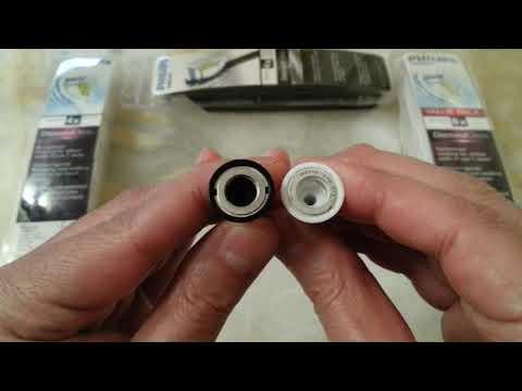 Philips sonicare diamondclean brush heads fake comparison