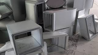 duct construction 덕트 닥트 알루미늄복합…
