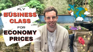 HOW TO FIND CHEAP BUSINESS CLASS FLIGHTS: 3 Travel Hacks To Find Cheap Business Class Flights