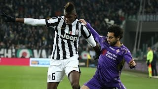 Fiorentina vs Juventus 0-3 All goals Coppa Italia 07 04 2015