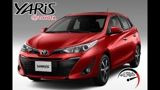 Toyota Yaris hatch 1.5 XLS  - Etios grande? Hatch do Corolla? Melhor que Polo e Fit?  - A Roda #50