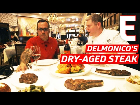Dry and Wet Aged Steaks At New York's Most Famous Steakhouse — The Meat Show