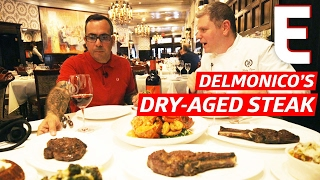 Dry and Wet Aged Steaks At New York's Most Famous Steakhouse - The Meat Show