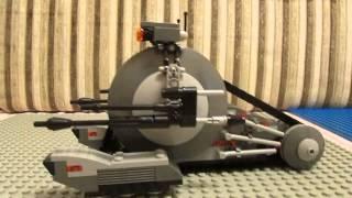 LEGO STAR WARS Танк дроид