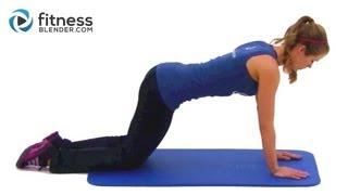 Kelli's Favorite Bodyweight Workout - Total Body Toning & Functional Strength Training Exercises
