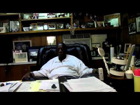 IN THE SOUTH~JACKSON, MS~  INTERVIEW WITH CHARLES EVERS