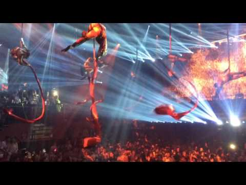 Coco Bongo, Cancun New Year's Eve party