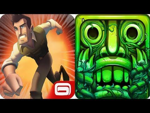 Temple 2  Lost Jungle VS Danger Dash | Android IPad IOS Gameplay