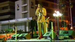 Matamba en vivo - Feeling Irie- Arica 2013