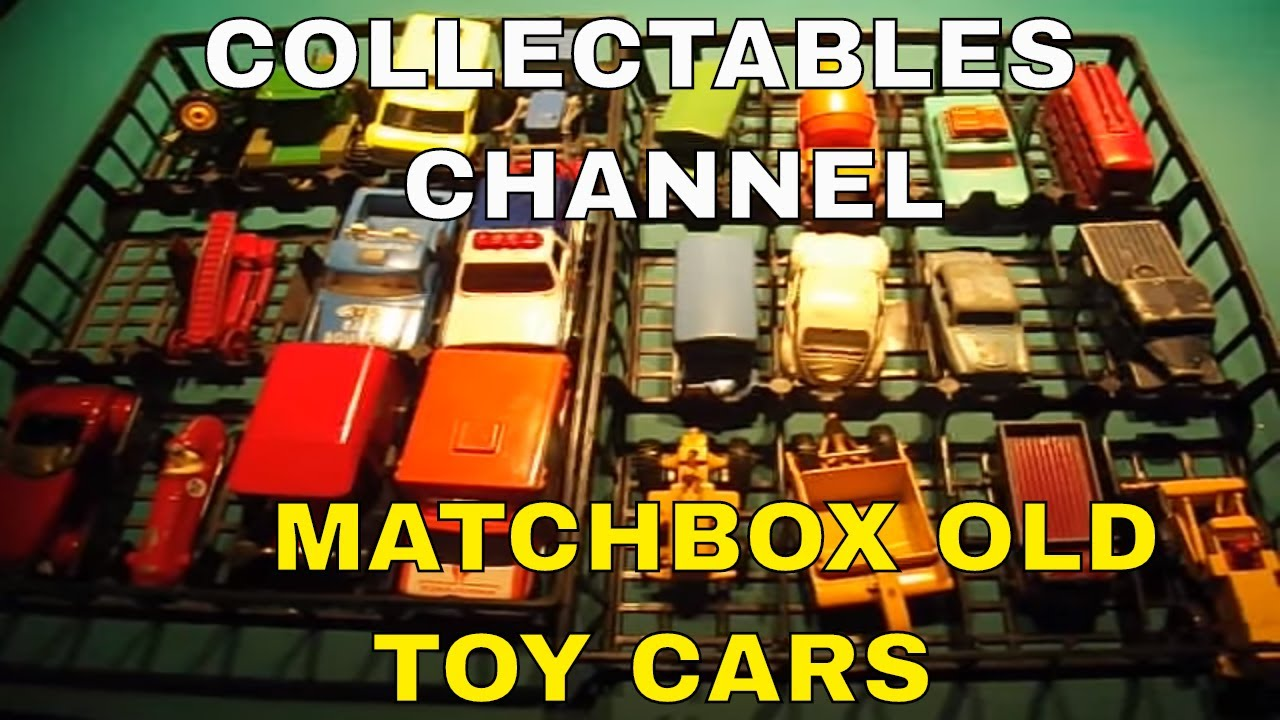 Matchbox 75 Diecast Toy Model Cars History Barn Finds Etc