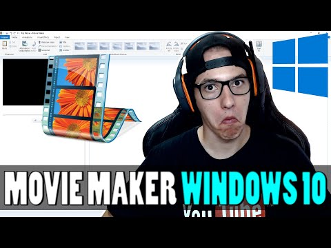 Como Instalar O Movie Maker No Windows 10