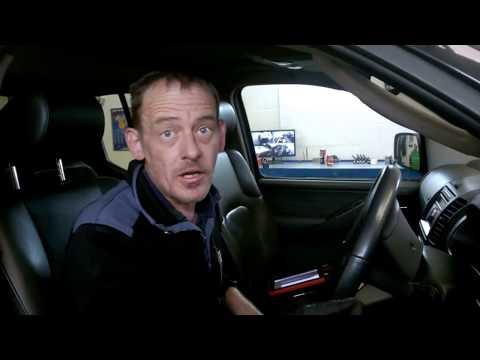 How to do a Nissan fuel pump reset