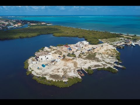 Lalique Point Peninsula Lot | Crystal Harbour | Cayman Islands Sotheby's International Realty