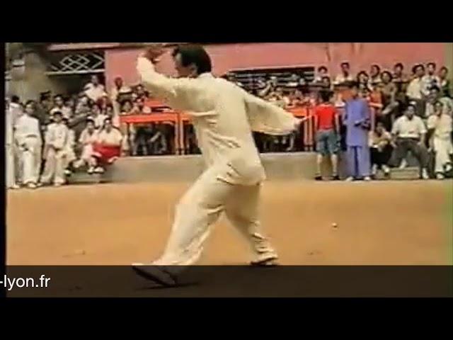Chen Chun Sheng (Xi'An)- Tai Chi style Chen Xiaojia Yilu - 1999