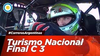 Automovilismo - Turismo Nacional - final clase 3