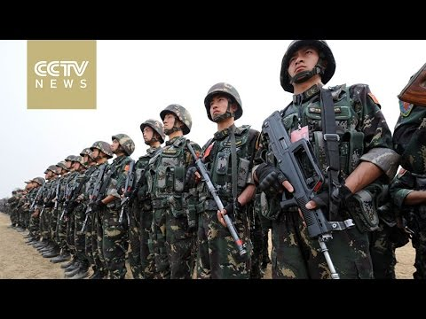Military modernization: China transforms PLA's infantry unit into special ops force